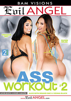 Ass Workout 2 ^stb;2 Disc Set^sta;