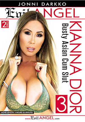 Kianna Dior: Busty Asian Cum Slut 3 ^stb;2 Disc Set^sta;