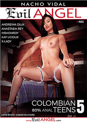Colombian Teens 5