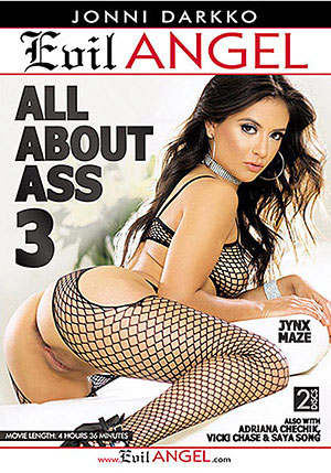 All About Ass 3 (2 Disc Set)