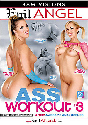 Ass Workout 3 ^stb;2 Disc Set^sta;
