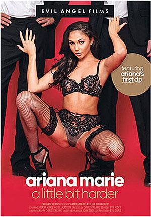 Ariana Marie: A Little Bit Harder
