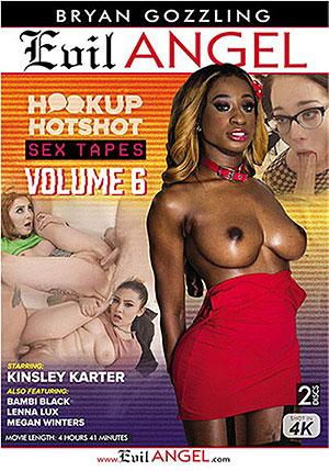 Hookup Hotshot: Sex Tapes 6 (2 Disc Set)