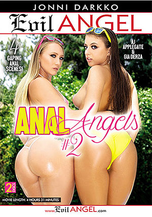Anal Angels 2 (2 Disc Set)
