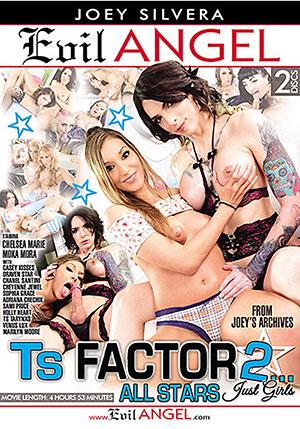 TS Factor All Stars 2 (2 Disc Set)