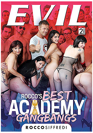Rocco's Best Academy Gangbangs (2 Disc Set)