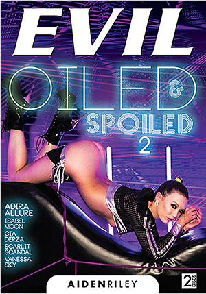 Oiled & Spoiled 2 (2 Disc Set)