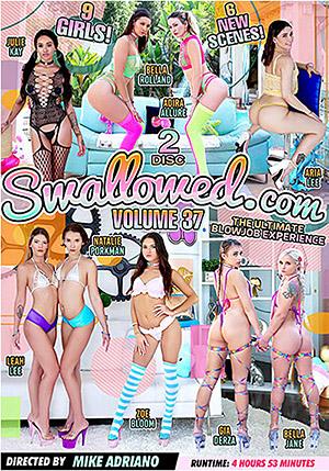Swallowed.com 37 (2 Disc Set)