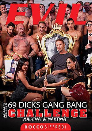 Roccos 69 Dicks Gang Bang Challenge: Malena & Martina