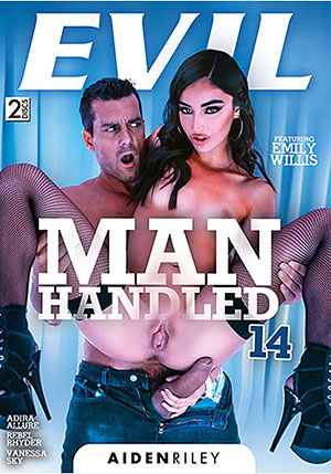 Manhandled 14 (2 Disc Set)