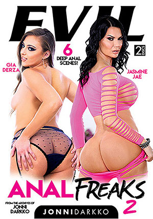 Anal Freaks 2 (2 Disc Set)