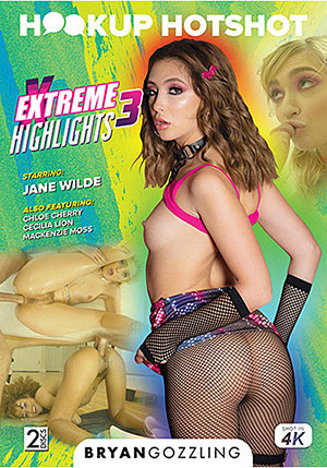 Hookup Hotshot: Extreme Highlights 3 (2 Disc Set)