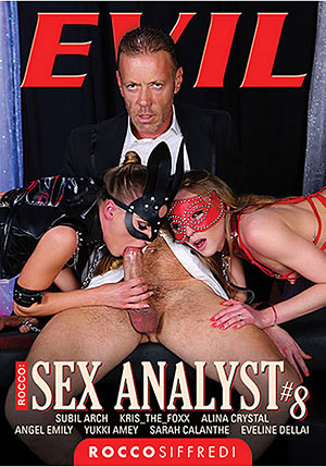 Rocco: Sex Analyst 8