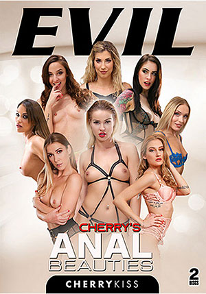 Cherry's Anal Beauties (2 Disc Set)