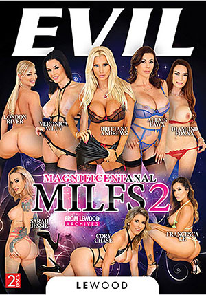 Magnificent Anal MILFs 2 (2 Disc Set)
