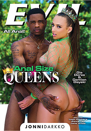 Anal Size Queens