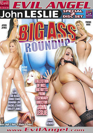 Big Ass Roundup (2 Disc Set)