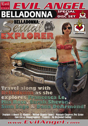 Belladonna: Sexual Explorer (2 Disc Set)