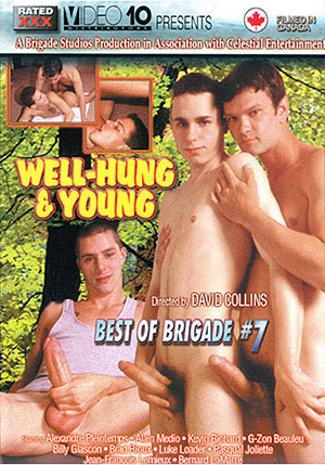 Best Of Brigade 7: Well-Hung & Young