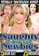 25 Hr 5 Pk Naughty Nasty Newbies ^stb;5 Disc Set^sta;