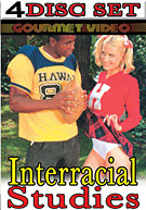 4 Pk Interracial Studies (4 Disc Set)