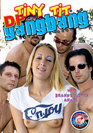 Tiny Tit DP Gangbang (Brandy Lyons, Angel)