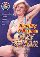 Naughty & Natural Hairy Grannies