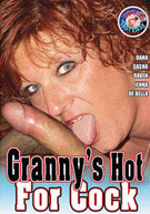 Granny's Hot For Cock