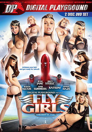 Fly Girls ^stb;2 Disc Set^sta;