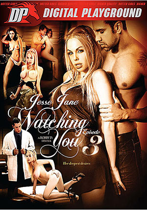 Jesse Jane: Watching You 3 (Blu-Ray + DVD)