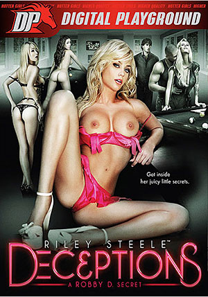 Riley Steele: Deceptions (Blu-Ray + DVD)