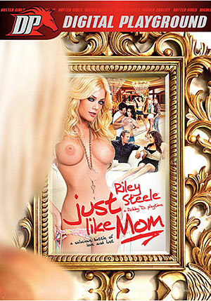 Riley Steele: Just Like Mom (Blu-Ray + DVD)