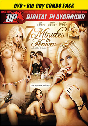 7 Minutes In Heaven (Blu-Ray + DVD)