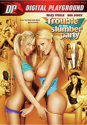 Trouble At The Slumber Party (Blu-Ray + DVD)