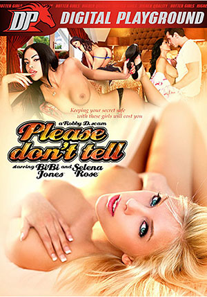 Please Don't Tell (Blu-Ray + DVD)