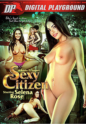 Selena Rose: Sexy Citizen (Blu-Ray + DVD)