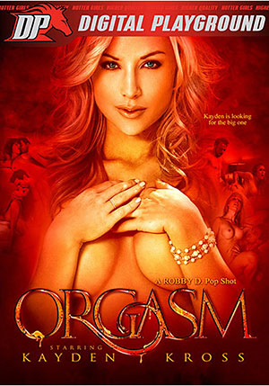 Kayden Kross: Orgasm (Blu-Ray + DVD)
