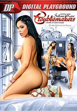 Selena Rose: Troublemakers (Blu-Ray + DVD)