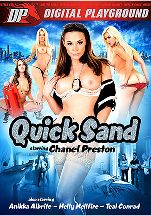 Chanel Preston: Quick Sand (Blu-Ray + DVD)