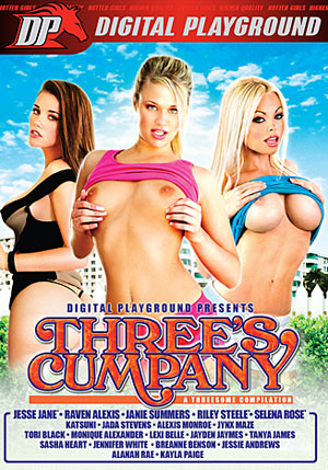 Three's Cumpany 1
