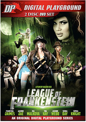 League Of Frankenstein (2 Disc Set)