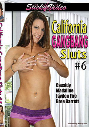 California Gang Bang Sluts 6