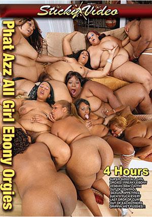 Phat Azz All Girl Ebony Orgies