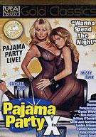 Pajama Party X 1