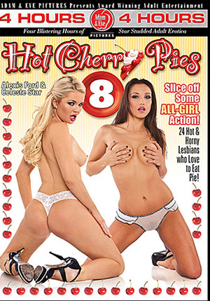 Hot Cherry Pies 8