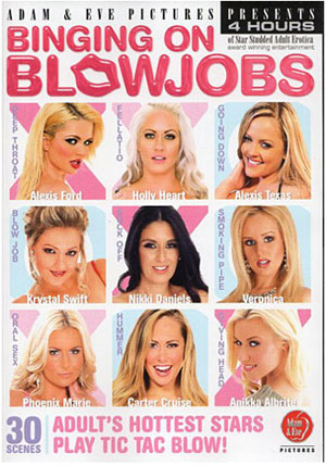 Binging On Blowjobs