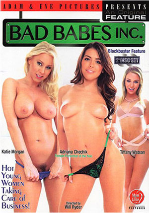 Bad Babes Inc. (2 Disc Set)