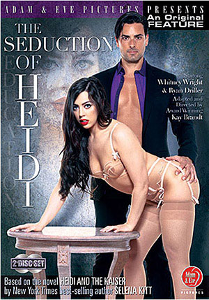 The Seduction Of Heidi (2 Disc Set)