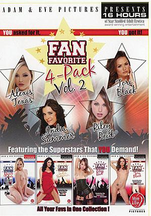 Fan Favorite 2 (4 Disc Set)