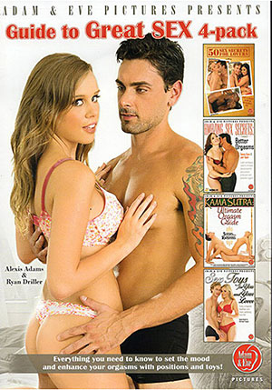 Guide To Great Sex 4 Pack (4 Disc Set)